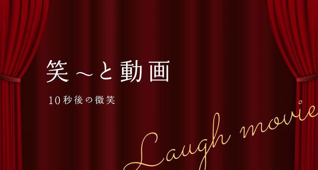 笑~と動画 ―10秒後の微笑―