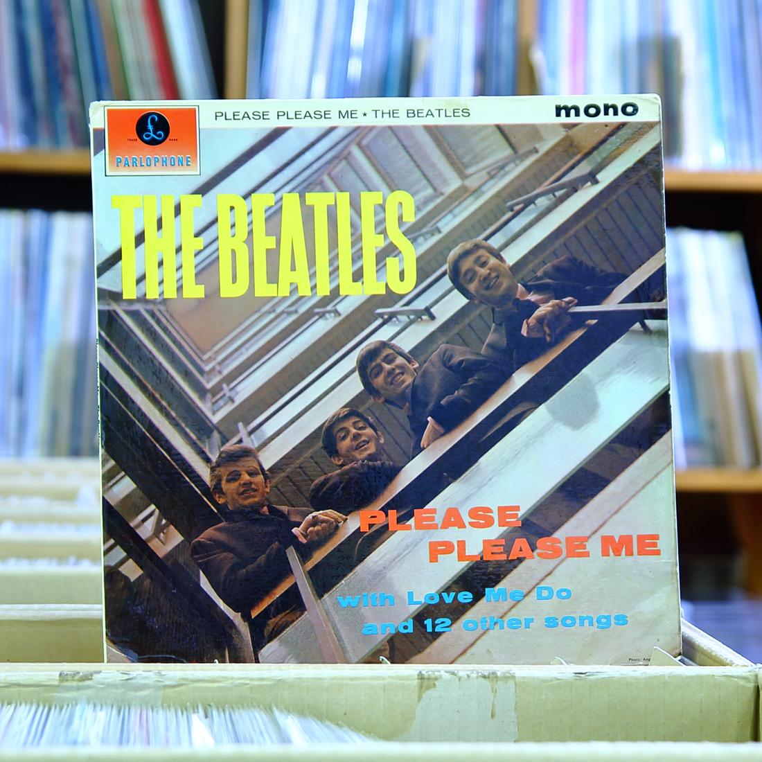 Beatles/Please Please Me