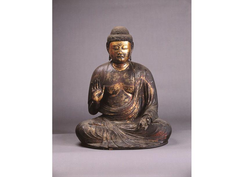 【~6/2】仏教美術の基本!釈迦如来を学びに行こう。