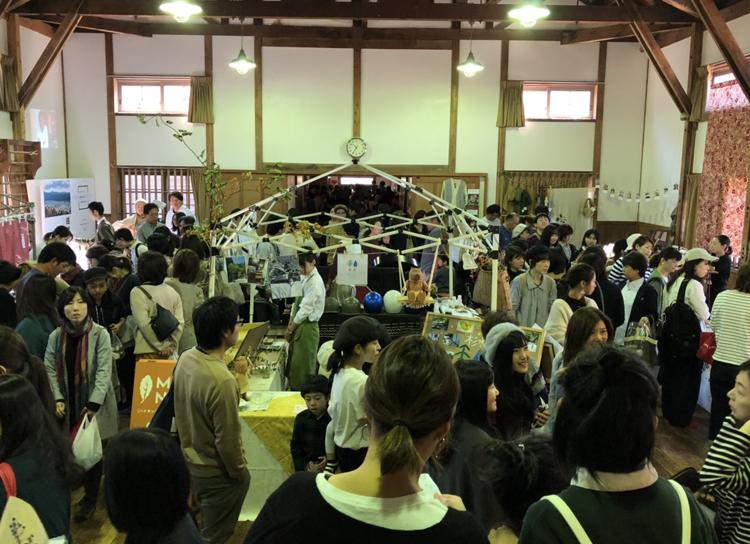 【6/1・2開催】廃校サイコウ!県内外のSHOP大集合。