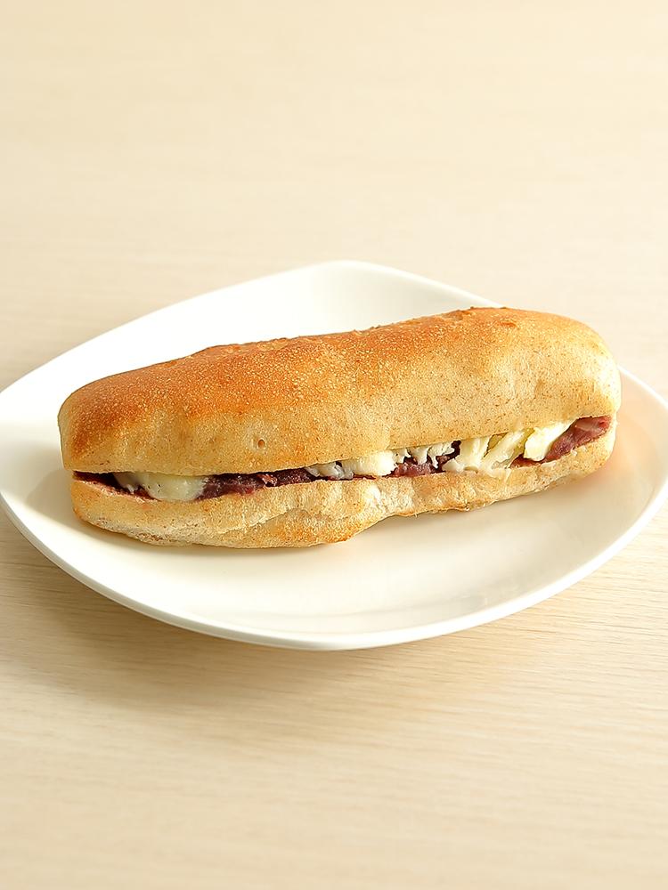 パンの店 ベルツ あんバター