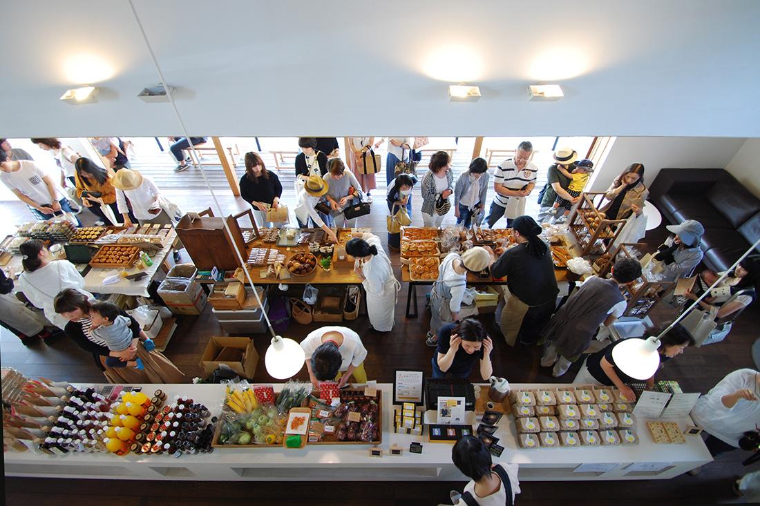 チルチンびとマーケット in 福井