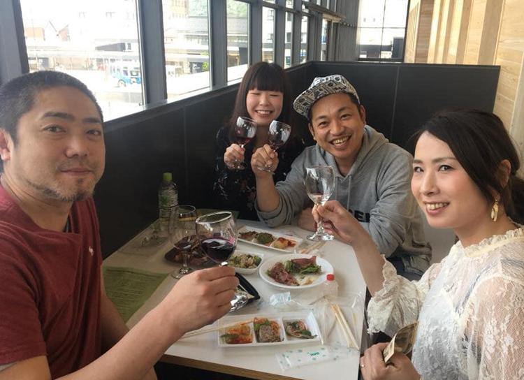 【6/2開催】カジュアルにワインパーティー!笑顔に乾杯