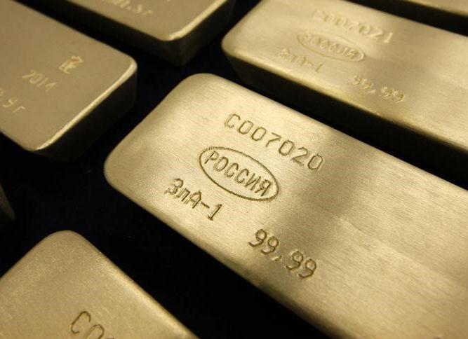 株式市場の金の価格は?