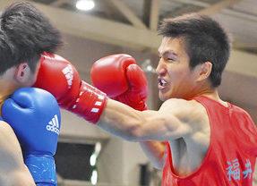 「東京」へ闘志湧く 五輪ボクシング存続