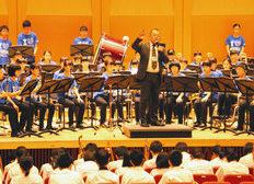 演奏技術の向上目指す 「吹奏学の日」北陸高など5団体