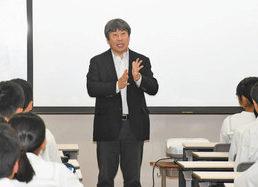 「奨学金使い留学を」 ブラックロック・ジャパン元社長