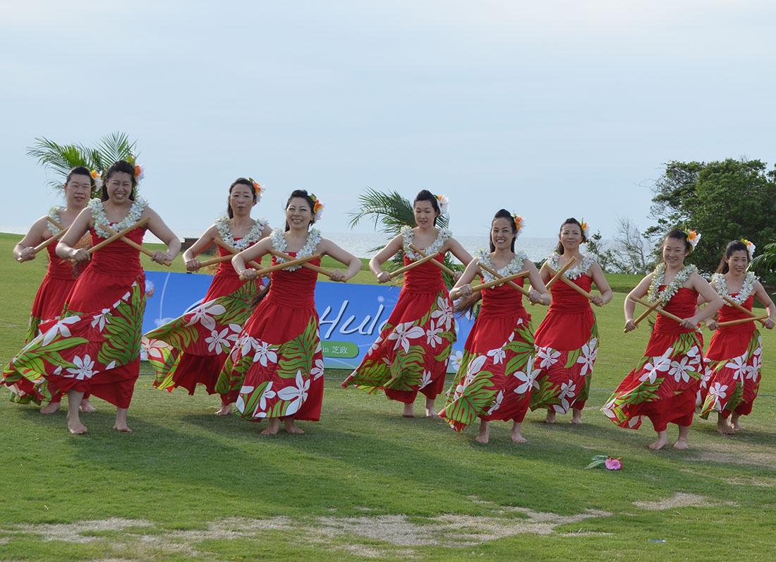 【5/26開催】芝政に優雅なハワイアンの風が吹く。