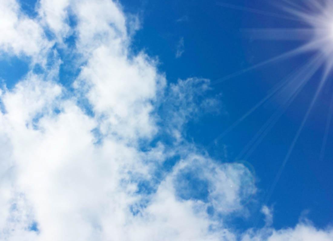 27日にかけて真夏並みの暑さに
