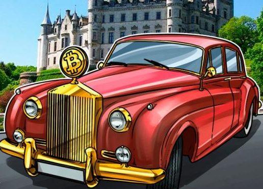 超富裕層が「仮想通貨ビットコイン流通量の25%を購入できないか」