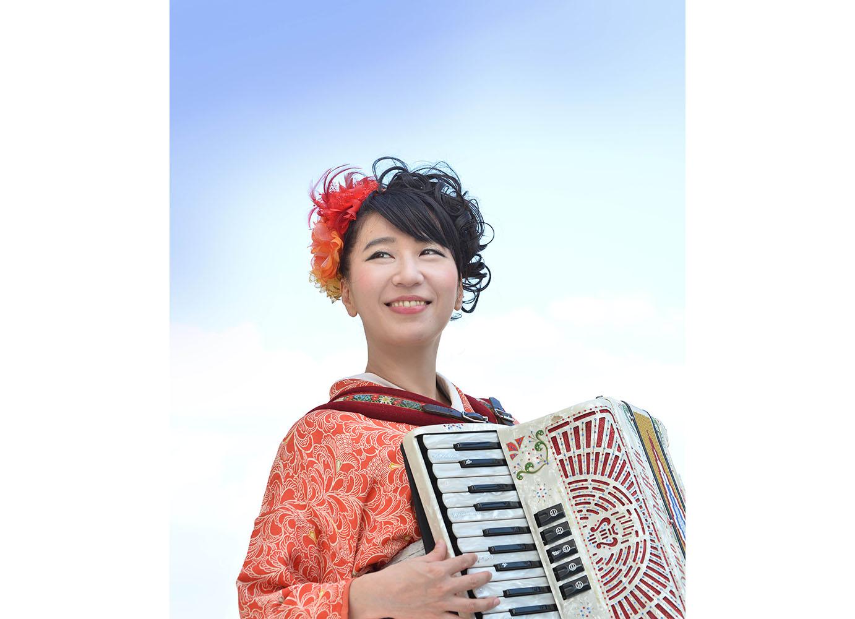 【7/5開催】福井の夏を民謡で彩る。遠峰あこソロライブ!