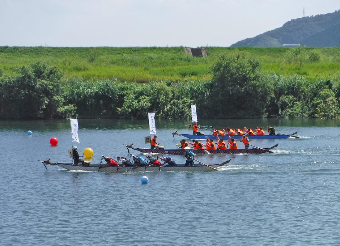 【8/4開催】九頭竜川をドラゴンボートで駆け抜けろ!