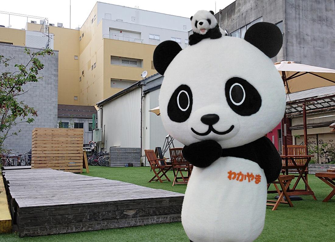 【6/15・16】こんなにパンダ尽くしなイベントが福井で!