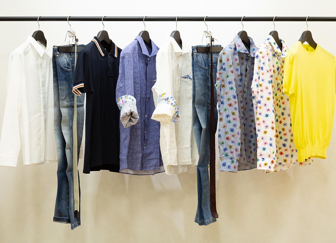 """【Open】""""洋服を楽しむ""""を再確認する、大人の空間。"""