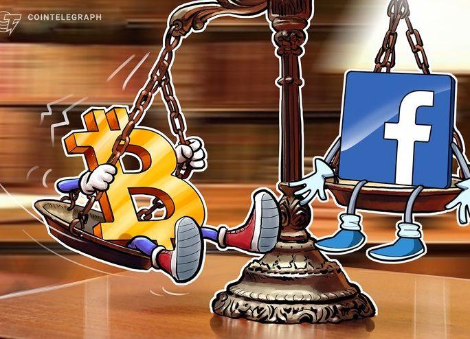 ビットコイン高騰は、フェイスブック仮想通貨発表によるものではない。
