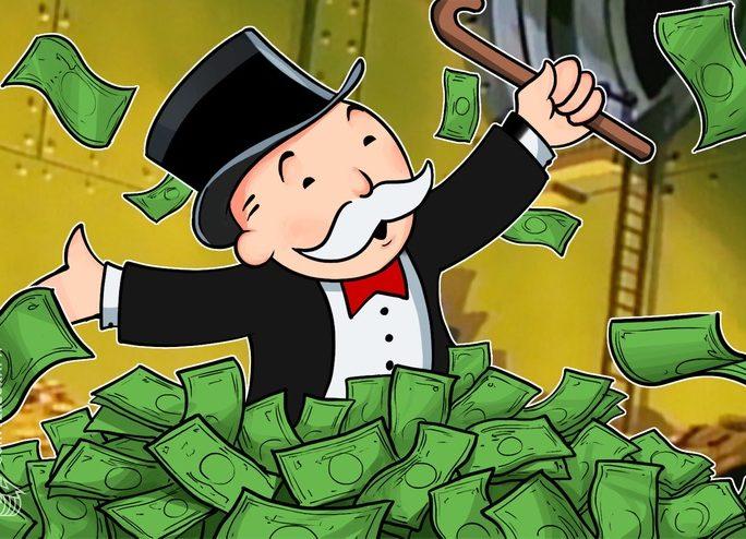 「仮想通貨が私を金持ちにする」トランプ大統領の元側近