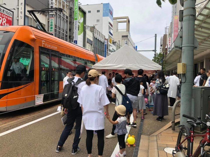 福井駅前フードフェス
