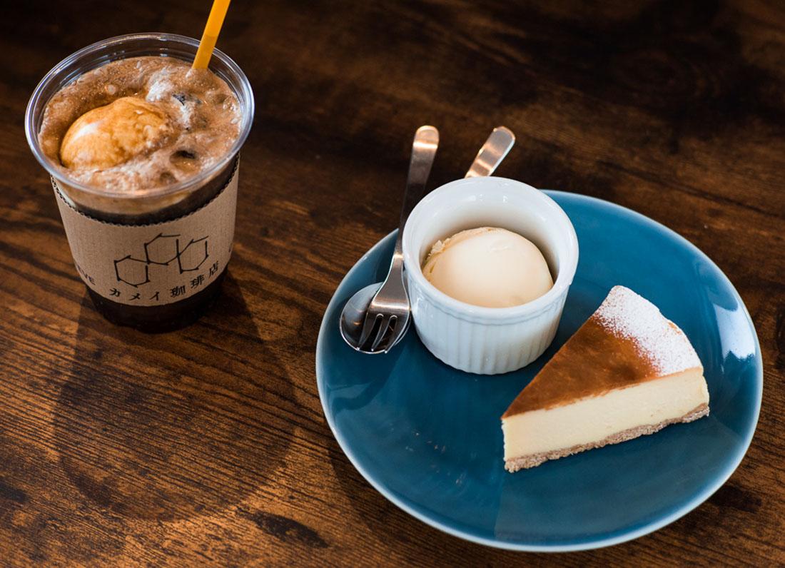 コーヒー苦手女子も!驚きの一杯で、ゆったりタイムを。|カメイ珈琲店