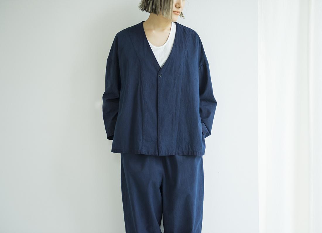【~7/9】ソメヤスズキが贈る植物染料の優しい衣類。
