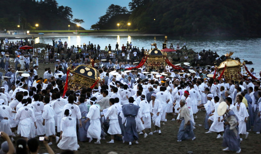 佐伎治神社式年大祭(高浜七年祭)