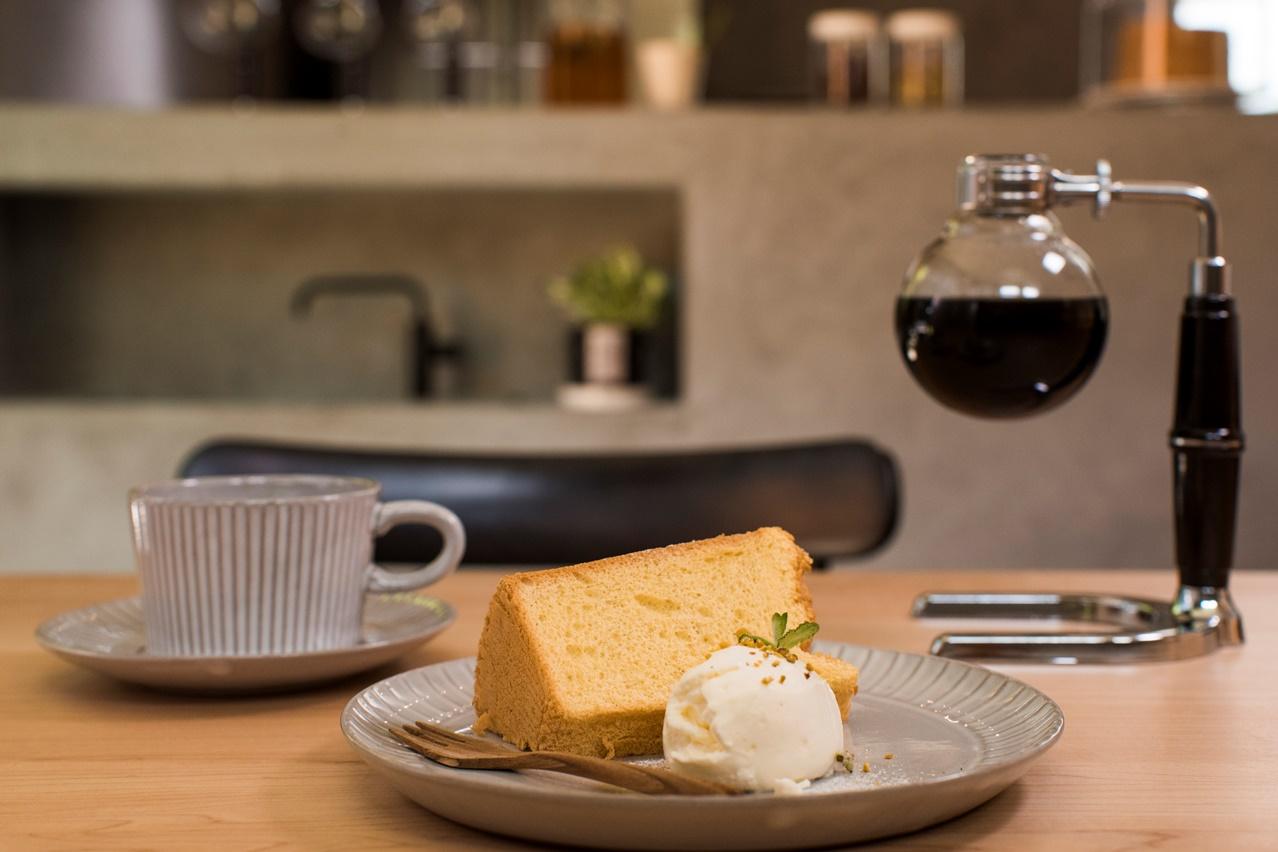 sou's cafe ケーキセット