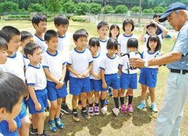 【地域】中名田の魅力歌おう 地元児童 CD作る