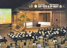 【地域】宇宙研究「さらに推進」ISTS福井大会 論文発表始まる