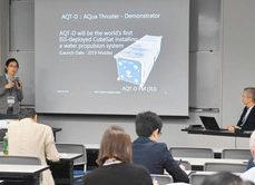 【地域】福井の技術と品質 高評価  宇宙国際シンポ