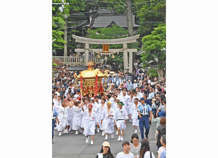 【地域】高浜七年祭が開幕