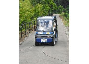 自動運転の連続実証実験 永平寺町で開始 国内最長6カ月