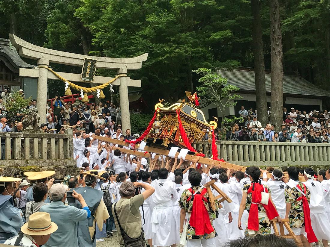 高浜七年祭
