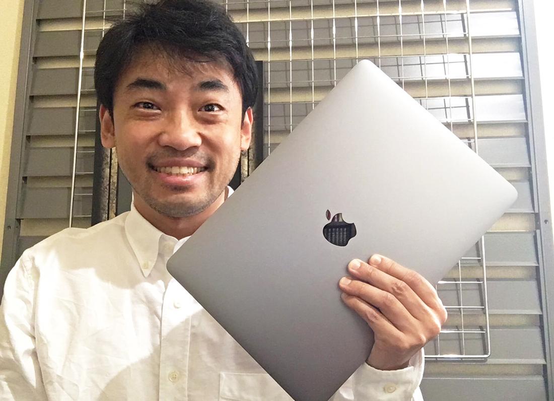 仕事でも遊びでも大活躍の俺の相棒。俳優 山本浩司。