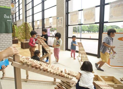【6/29・30開催】西日本最大級の木遊びの祭典が開幕!