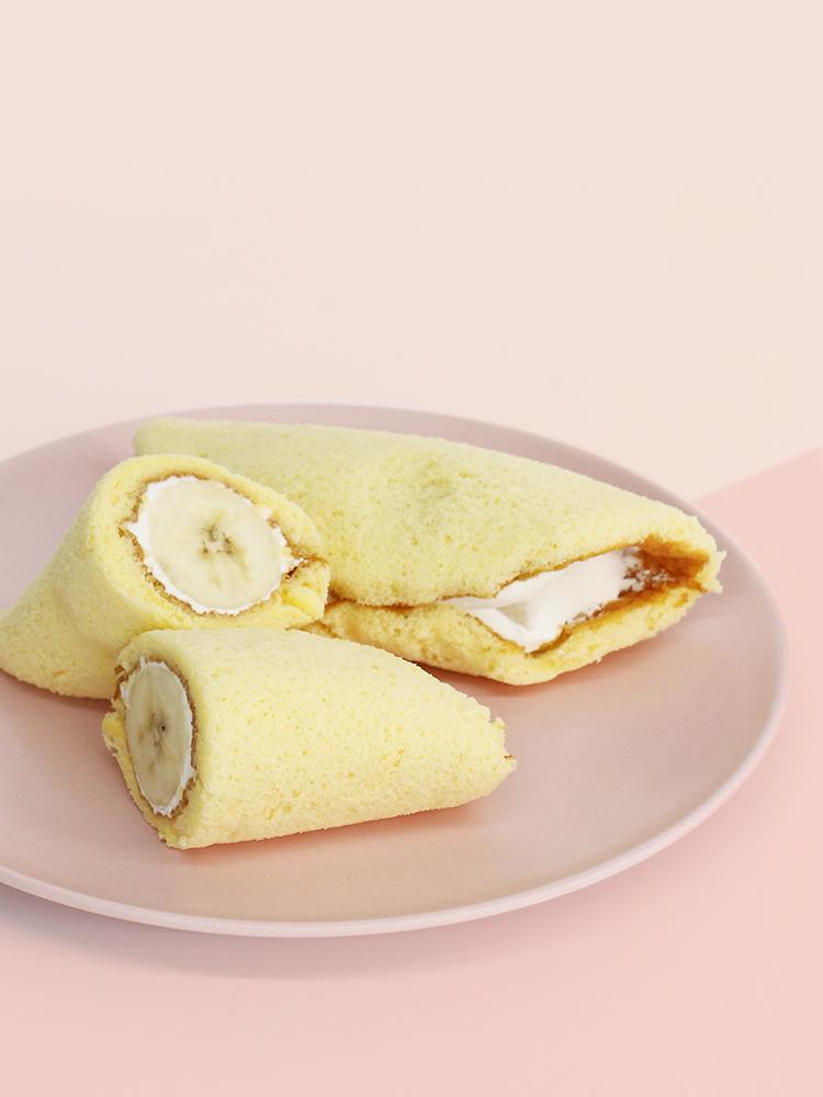 ラ・メールオオカベのバナナオムレット