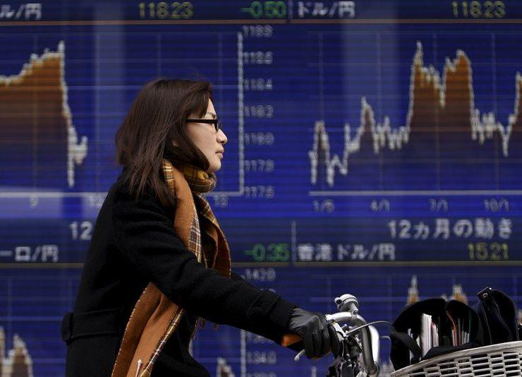 アジア株まちまち 米雇用統計控え見極め