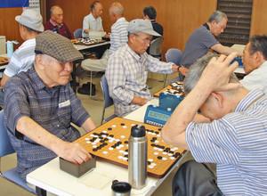 吉光六段がA級制す 県アマ囲碁名人戦 嶺南大会に28人
