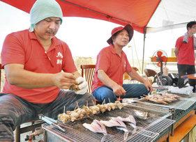 「玉川観音祭」で活気再び 越前町岩盤崩落事故から30年