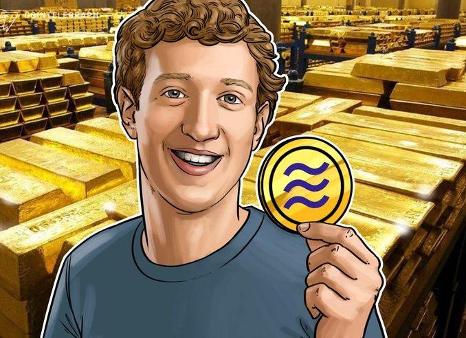 フォーブス編集長がフェイスブックに提案「リブラは金で裏付けた方が良い」