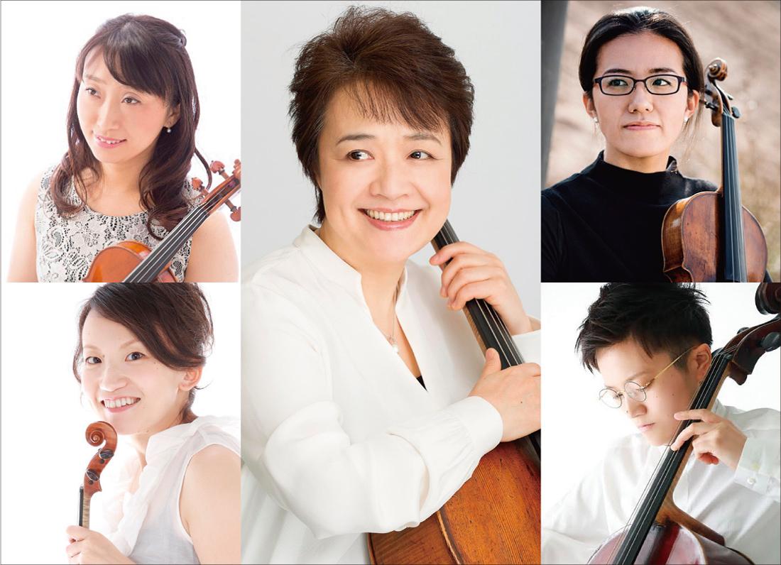 【7/14】福井出身の弦楽器奏者プロデュースのコンサート