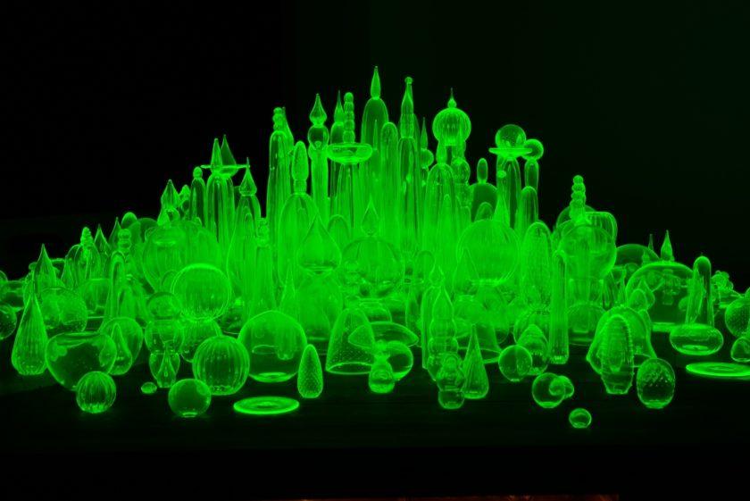 COCONOアートプレイス企画展 ガラス作家 松藤孝一展 「世界の終わりの始まり・大野の終わりの始まり」