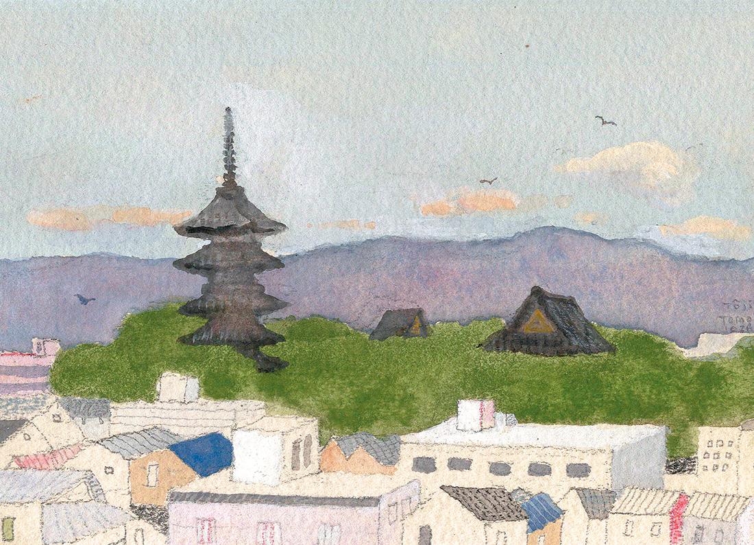 京都滞在で私が感じたこと。