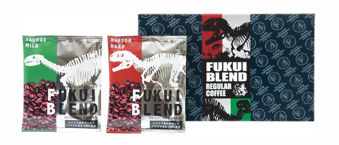フクイブレンド レギュラーコーヒー