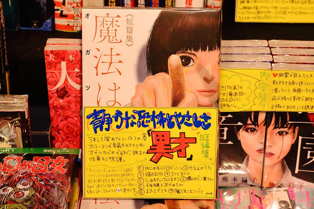短編集 魔法はつづく/オガツカヅオ