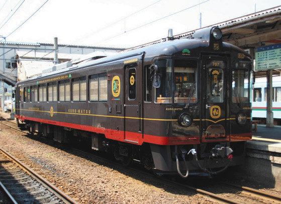 若狭路、観光列車でいこう 10月、小浜線に「丹後くろまつ号」