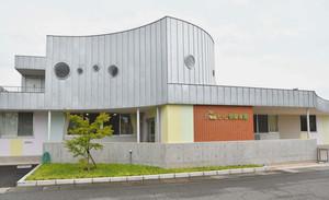キッズデザイン賞を受賞した「いと勢保育園」の園舎=坂井市春江町江留下高道で