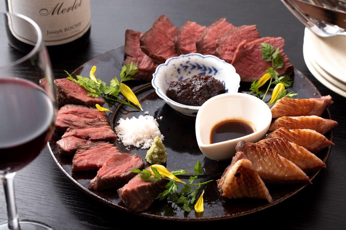 和牛ひつまぶしと肉盛りのお店 rita