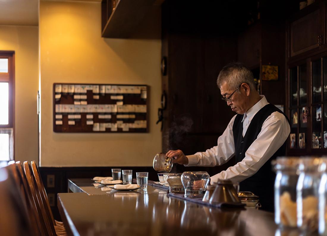 古き良き喫茶店に個性豊かなマスターあり!vol.②