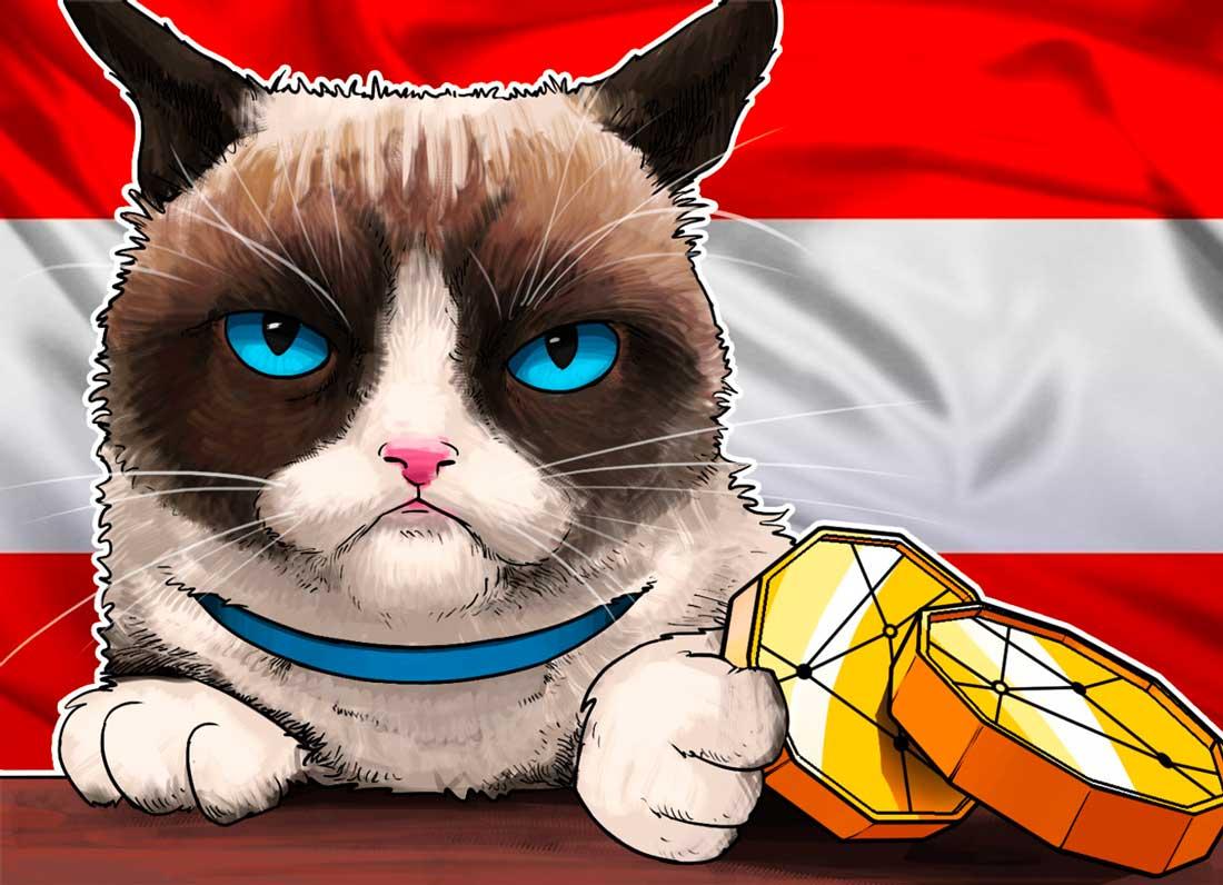 オーストリア人はビットコインや仮想通貨に懐疑的との調査⁉️