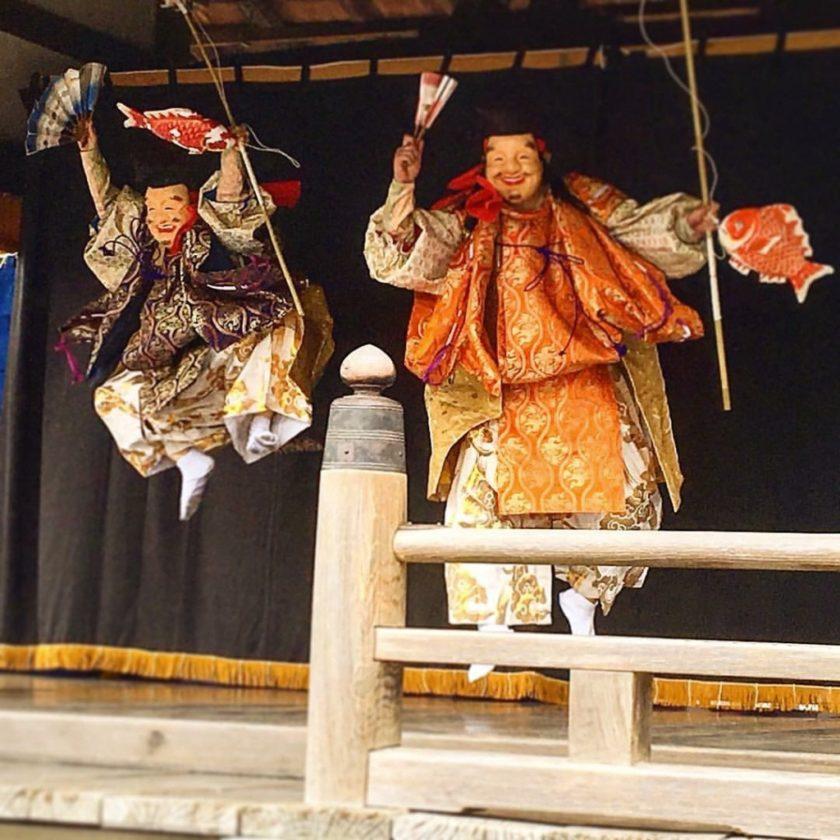 日本の伝統文化を観る夕べ
