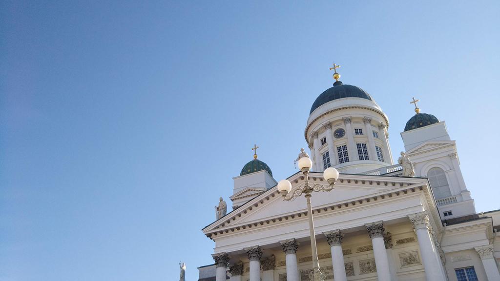 söpö department 「旅して見つけた北欧の古い布展」